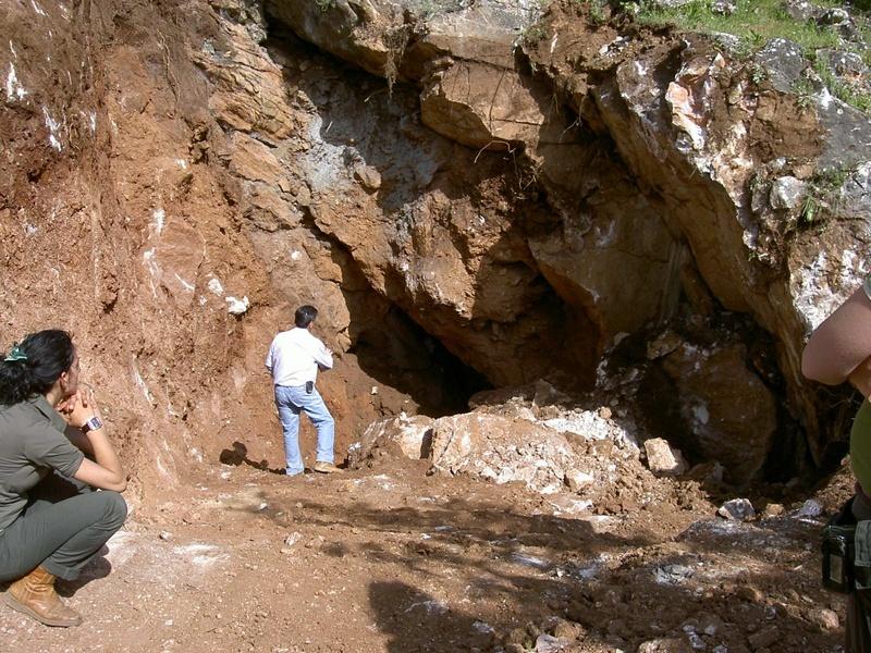 Cuevas Masero (Sala 1)